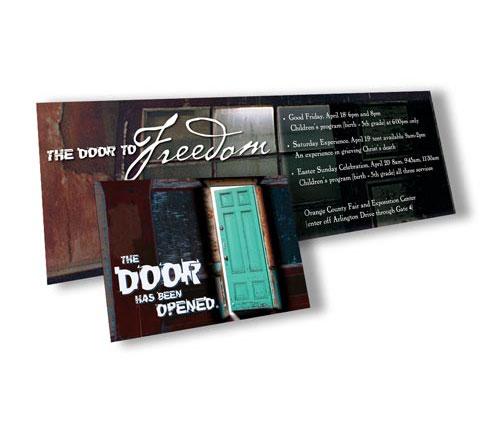 The Door is Open Invitation