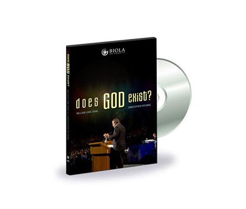 Does God Exist Debate DVD