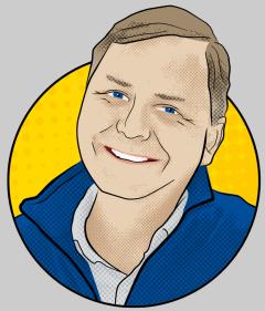 Tim McMahan portrait