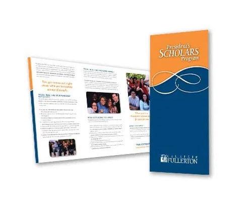 President's Scholar Brochure